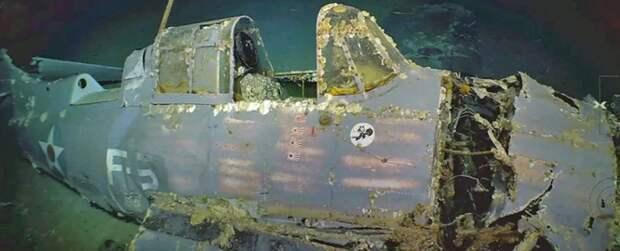 Как авианосец времен Второй мировой войны обнаружили спустя 76 лет