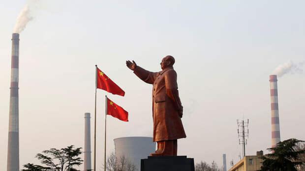 Китай сообщил о рекордном росте ВВП