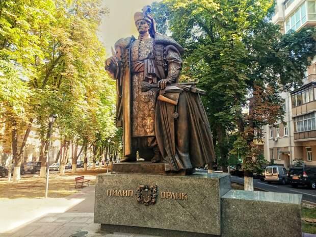 Как Пилип Орлик, кумир Зеленского, Украину продавал