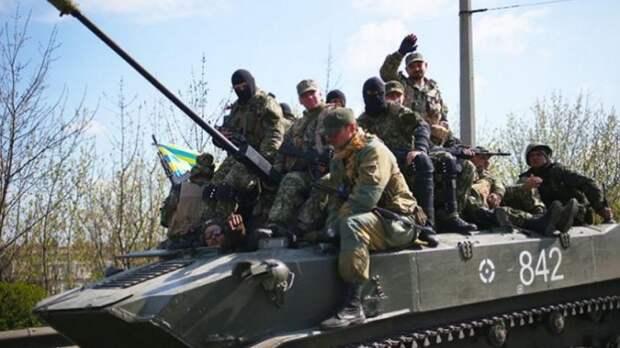 Остановят ли Украину в Донбассе 10 тысяч добровольцев?