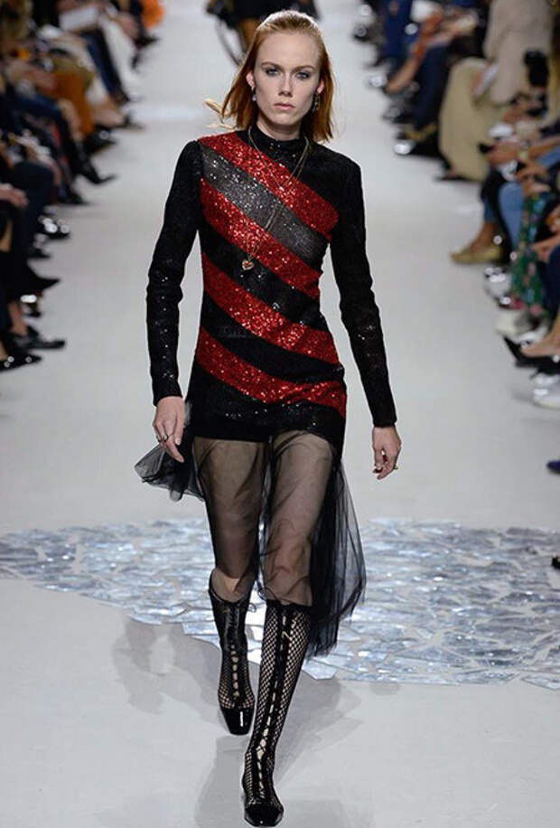 Коллекция весна-лето 2018 Dior