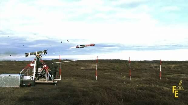 Ракетный комплекс MBDA Enforcer. Перспективное оружие для пехоты и авиации
