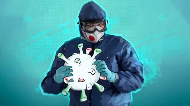 Израильские ученые сравнили заразность британского и обычного штаммов коронавируса