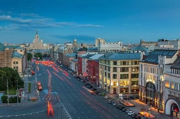 В Москве в воскресенье будет «сентябрьская» погода
