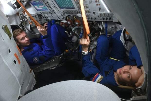 Режиссер Клим Шипенко рассказал о подготовке к полету на МКС