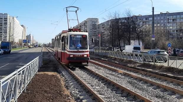 У трамвая в Татарстане отказали тормоза во время движения