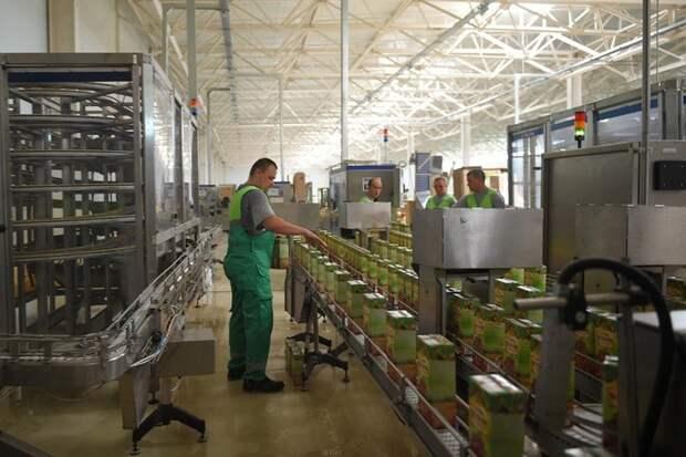 В Адыгее в 2020 году экспорт агропродукции составил 12,8 млн долларов
