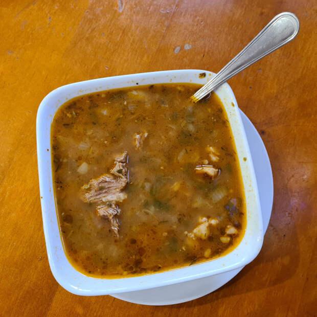 5 вкусных супов.