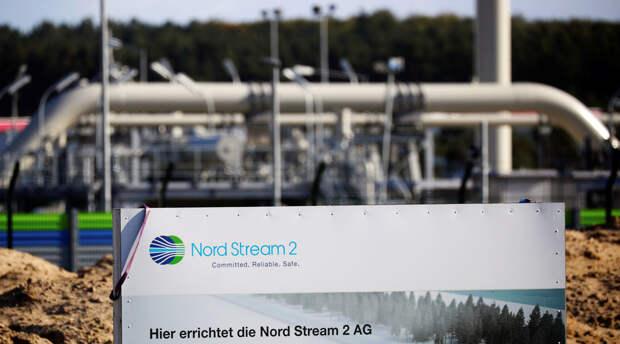 «Не хватает лишь малой части»: как Берлин оценивает ситуацию с реализацией «Северного потока — 2»