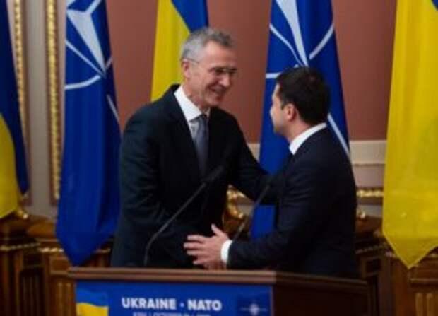 Украина интегрируется в НАТО – Зеленский подписал указ