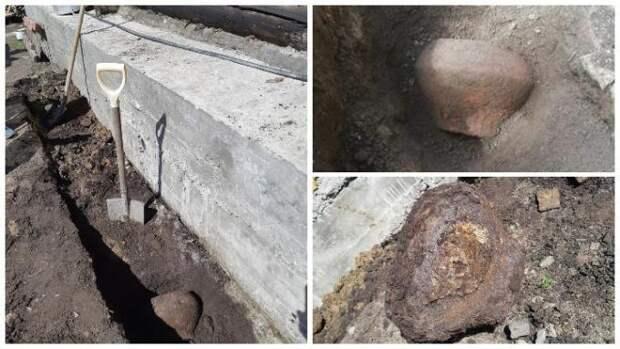 Житель Новосибирска нашел клад при строительстве дома