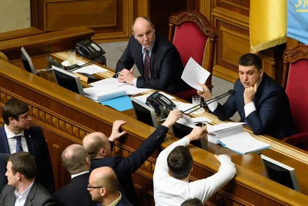 Украинским депутатам не отвертеться. Из Рады вылетят пулей