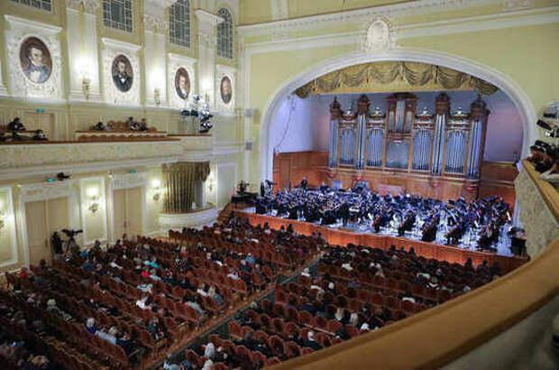 Кто из великих музыкантов выступал в Большом зале Московской консерватории