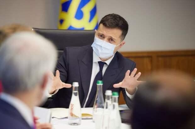 Зеленский заявил о невозможности финансирования армии из-за «СП-2»