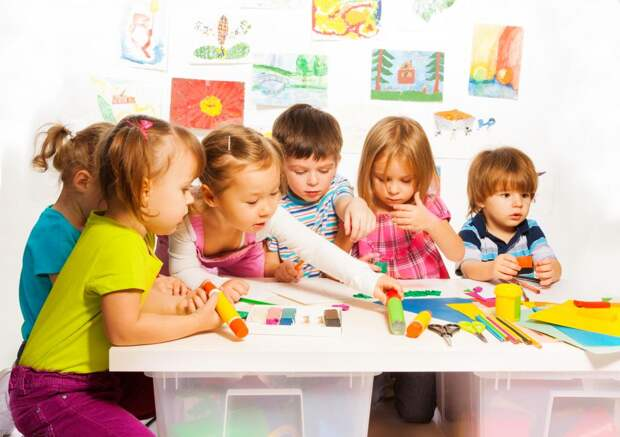 За ребенком в садик