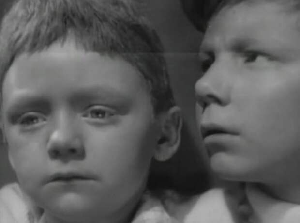 Дебютная роль Вити Перевалова – в короткометражке *Тамбу-Ламбу*, 1957   Фото: kino-teatr.ru