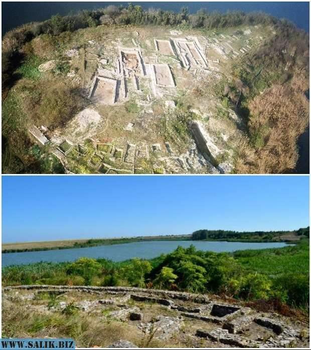 Древнее поселение Дуранкулак на берегу одноименного озера относится к ранним этапам поздненеолитической культуры (Болгария).