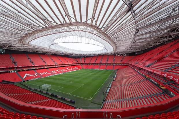 Источник: Севилья примет матчи чемпионата Европы вместо Бильбао