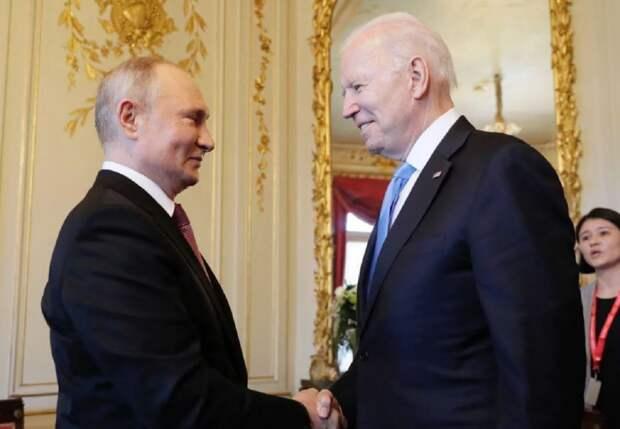 Американский профессор точно предсказал итог переговоров Путина и Байдена