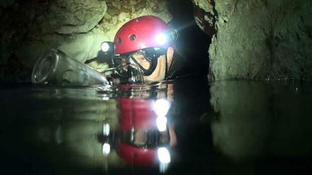 Пещера Мовиле: Неземная жизнь на Земле