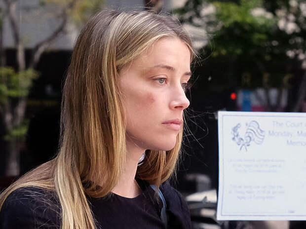 Обвинившую экс-супруга Джонни Деппа в домашнем насилии поймали на лжи