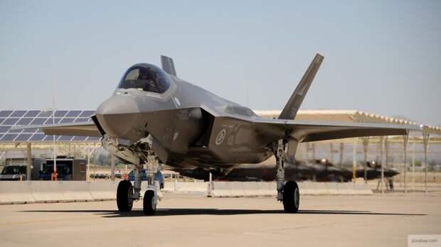 Ограничения РФ наносят серьезный удар по американскому производству истребителей F-35