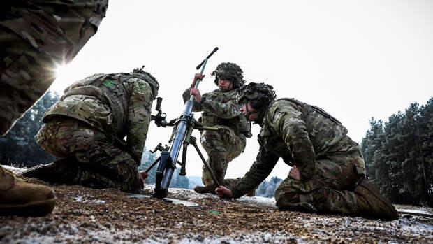 Жители Великобритании высмеяли рекламу американской армии