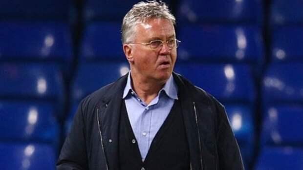 Голландский тренер по футболу Гус Хиддинк переболел COVID-19