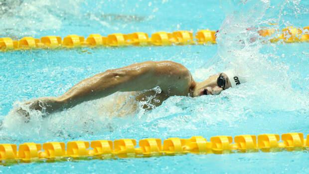 Малютин выиграл золото ЧЕ на дистанции 400 метров вольным стилем