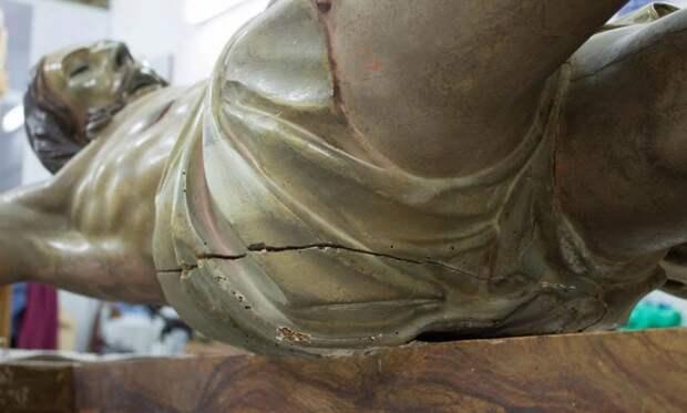 5 статуй, внутри которых были спрятаны удивительные древние артефакты