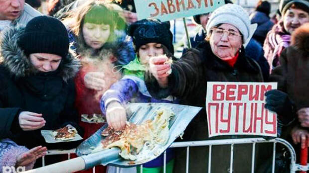 Социализм способен поднять Россию с «колен» и тому есть доказательства