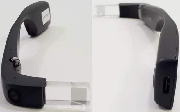 Фото и характеристики Google Glass Enterprise Edition второго поколения