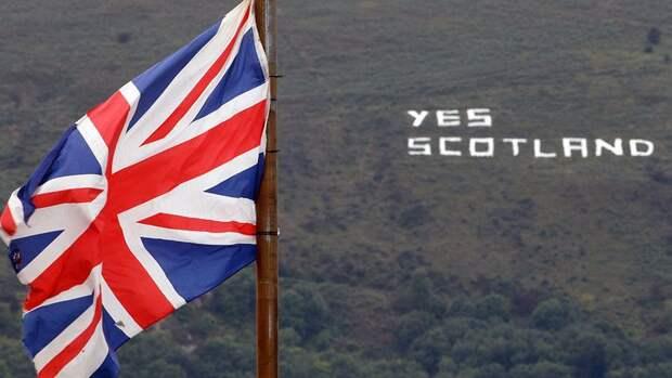 Сторонники независимости Шотландии получили большинство мест в парламенте