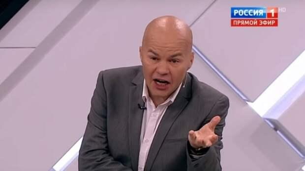 Ковтун снова опозорился у Соловьева
