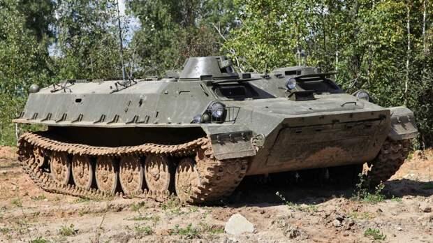 Российские инженеры придумали проект робота для подвоза боеприпасов танкам