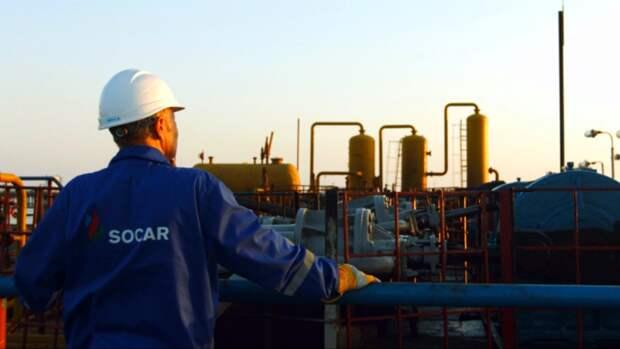 Первый танкер снефтью для Белоруссии направляет SOCAR