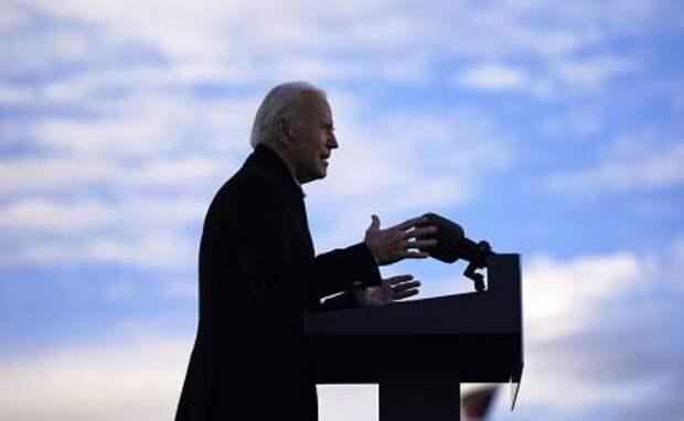 На фото: избранный президент США Джо Байден