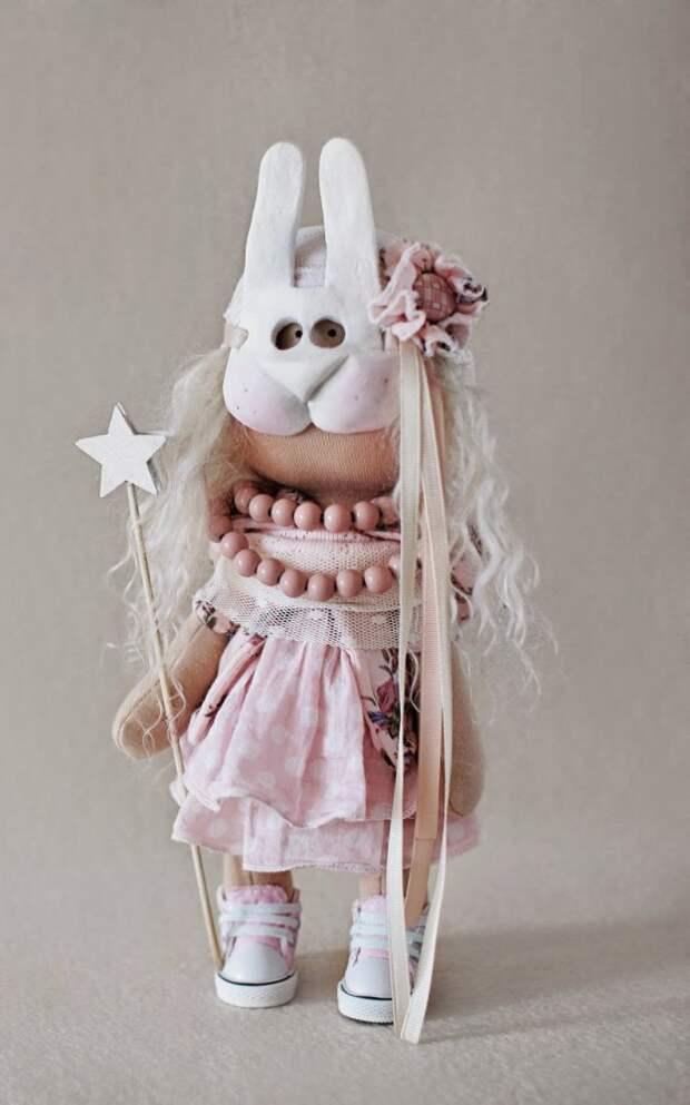 Мир кукол от мастерицы