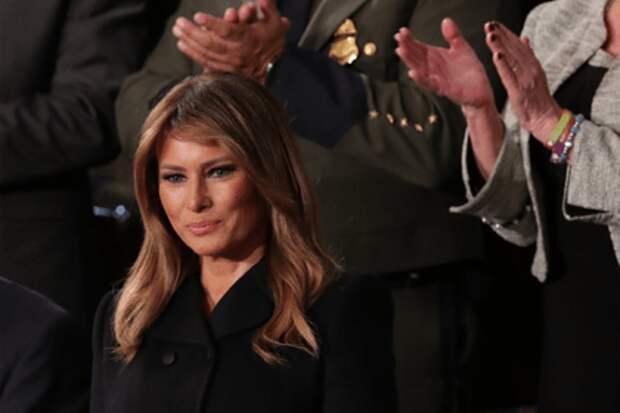Меланию Трамп раскритиковали за неуважение к женщинам