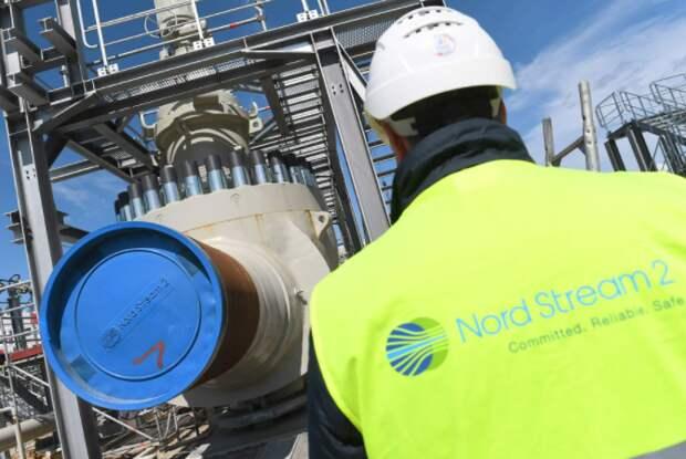 """""""Газпром"""" не хочет обсуждать сроки завершения """"Северного потока 2"""": тут много факторов"""