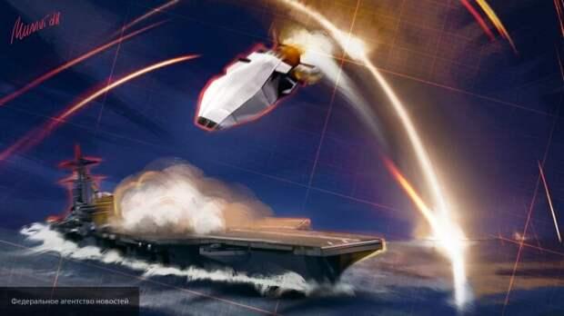 Криворучко рассказал, какие российские корабли получат гиперзвуковые ракеты «Циркон»