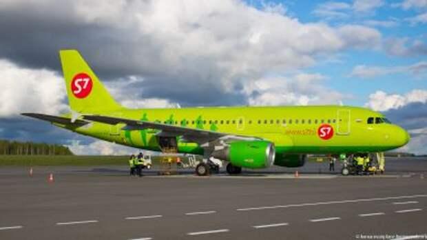 S7 Airlines открыла продажу на чартерные рейсы в Бари, Ольбию и Пизу