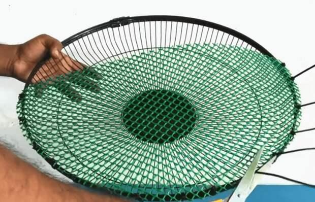 Креативное применение неработающего вентилятора