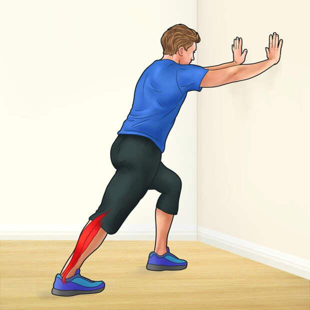 Берем ноги в руки для долгой и активной старости. Утренние упражнения растяжки для улучшения подвижности таза людям за 60