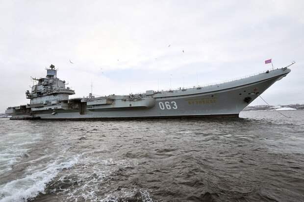 В ВПК прокомментировали стоимость нового российского авианосца