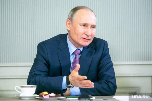 Путин сравнил президентов США Трампа иБайдена