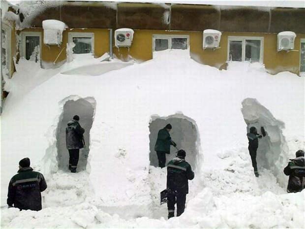 Игра «Найди вход». | Фото: m.taringa.net.