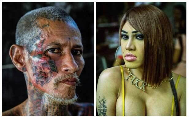 Адские трущобы Бангкока навпечатляющих снимках Сэма Грегга