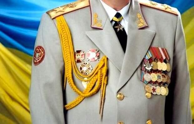 Скандалище: украинский генерал объявил Россию великой страной, а нацбаты — ворами и мародерами