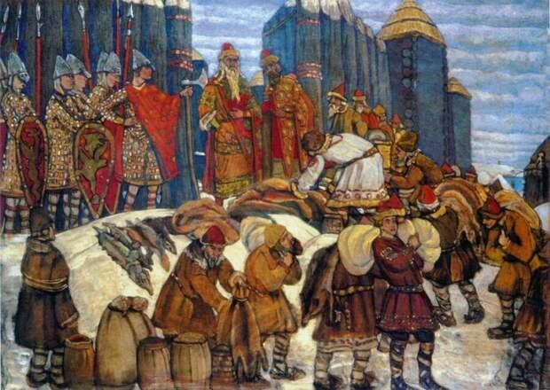 Биармия - северная прародина русов?
